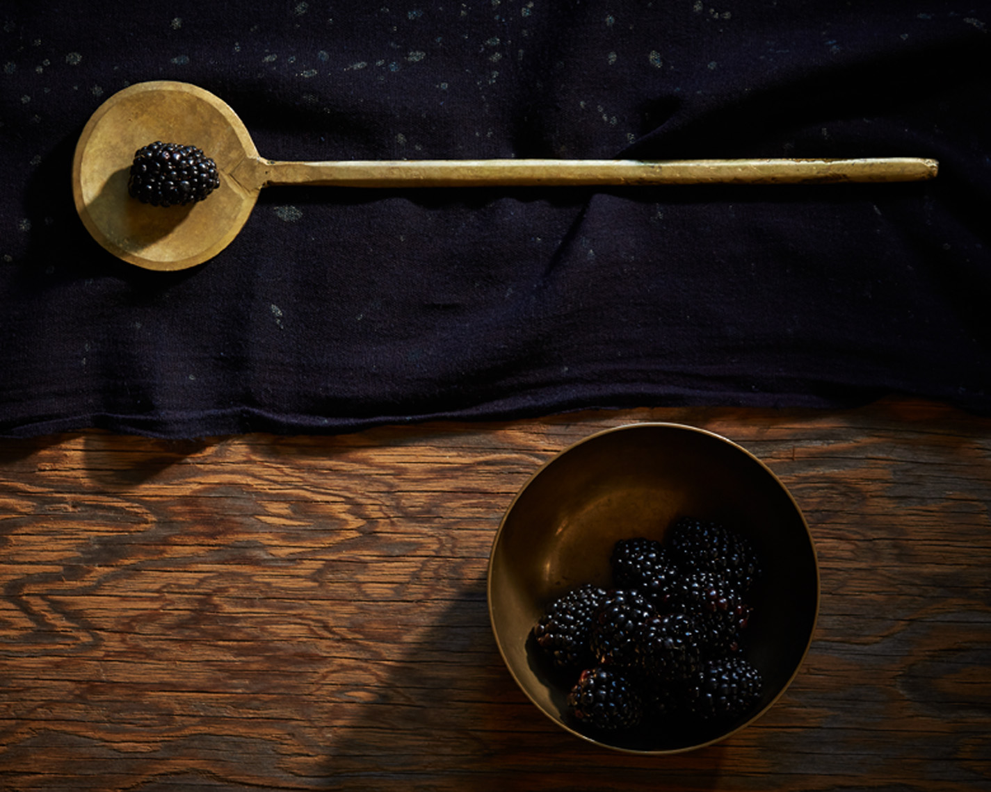 NSpoon and Blackberries